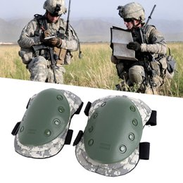 $enCountryForm.capitalKeyWord Australia - Adult Tactical Combat Protective Pad Set Gear Sports Knee Elbow Protector Elbow & Knee Pads 4 Pcs
