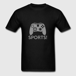 Pop Tees Canada - New Fashion Men T Shirt Crazy Sporter Video Games Tshirt Coon Clothing Camisetas Hombre Male Pop Top Tee