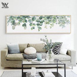 Discount marvel canvas prints - Posters and Prints Marvel Monstera Spring Decoration for Living Room Cactus Home Decor Wall Art Picture Modern Canvas Pa