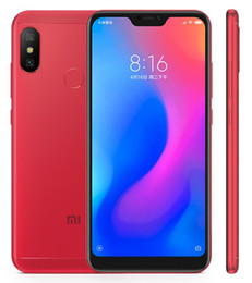 Xiaomi dual sim online shopping - Original Xiaomi Redmi Pro Global Firmware Cell Phone Octa Core GB GB Dual Rear AI Camera quot Full Screen G LTE
