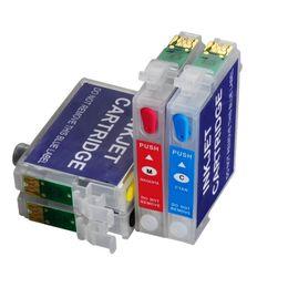 $enCountryForm.capitalKeyWord NZ - T0711 Refillable ink cartridge FOR EPSON SX110 SX210 SX410 SX510W SX115 SX215 SX415 SX515 BX310FN S20 SX100 SX105 SX400 printer
