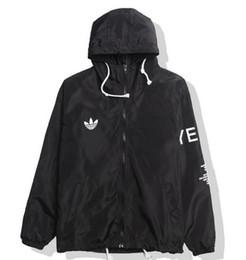 Venta al por mayor de KANYE WEST Hombres Hip Hop Windbreaker MA1 Pilot Tour de los hombres YEEZUS Season Y3 Jacket US Tamaño de la chaqueta a prueba de viento
