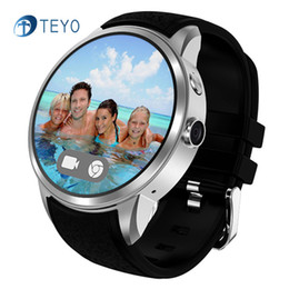 3g Gps Smart Watch NZ - Teyo Sport Smart Watch X200 Android 5.1 OS Smartwatch Waterproof IP67 SIM Card Nano 3G Heart Rate Support GPS ROM 8GB RAM 512MB