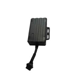 Gps Gsm Tracking Australia - Motorcycle Vehicle Car GPS Tracker GPS GSM GPRS Anti-lost Monitor Real Time Tracking Device LK210 Gps Tracker bus truck