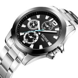 $enCountryForm.capitalKeyWord Australia - SKONE Men Watches Top Brand Luxury Silver Quartz Women Watch Gift Clock Ladies Dress Wristwatch Stainless Steel lovers watch