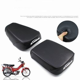 Motorcycles seat online shopping - Motorcycle CC Bicycle Saddle Seat Cushion Type Front and Rear Saddle Seat Assembly Package Soft and Comfortable Reliable Quality