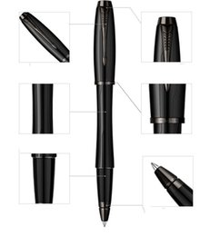 Discount executive parker pens - 3 Colors Parker Urban Roller Ball Pen Stationery Parker Urban RollerBall Pen refill Business Executive Writing office Su