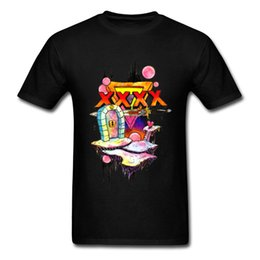 cartoon press Australia - PRESS START 2018 Men T-shirt Game Cartoon Sword Funky Design Teen's Short Sleeve Black Tee Shirt Birthday Gift