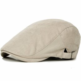 d718f376172 Hat Ivy Cap Canada - Sun Hats for Men Classic Western Newsboy Caps Woman Cotton  Ivy