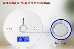 $enCountryForm.capitalKeyWord UK - High Sensitive Digital LCD Backlight Carbon Monoxide Detector Tester Poisoning CO Gas Sensor Alarm for Home Security Safety