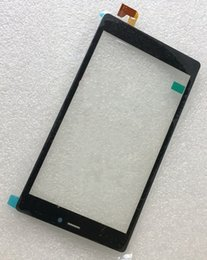 tablet replacement screen 2019 - 7 Touch Screen Panel For Alcatel ONETOUCH PIXI 4 4g 9015Q Tablet PC Touch Pad Digitizer Replacement cheap tablet replace