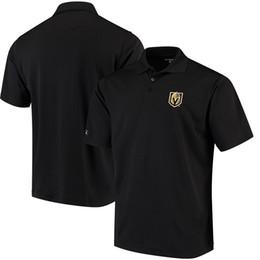 d4fbe43c305ed Vegas Golden Knights camiseta barata Antigua Pique Xtra moleton masculino  Casual camisa de hombre negro ropa Pullover Stars British Skulls M-XXL