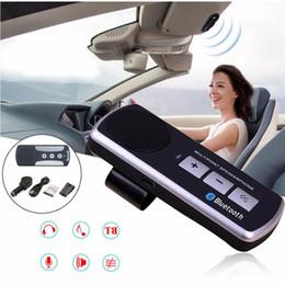 car cell phone handsfree 2019 - Bluetooth USB Multipoint Speaker for Cell Phone Handsfree Car Kit Speakerphone Wonderful4.28 30% cheap car cell phone ha