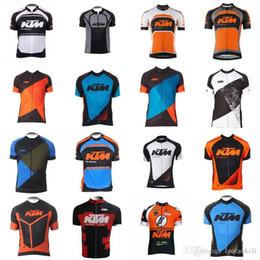 2018 KTM Mens Cycling Jersey Summer Mtb Bike Clothing Bicycle Short Sleeves  shirts Maillot Ciclismo Sportswear F2273 e0c1a3913