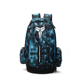 China Fashion Men Backpacks Basketball Bag Sport Backpack School Bag For Teenager Outdoor Backpack Marque Mochila free shipping cheap denim school bag suppliers