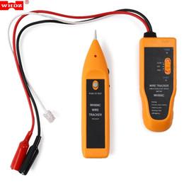 $enCountryForm.capitalKeyWord Australia - WHDZ LAN Telephone Cable Toner With LED Light Tracker Tester Detector Earphones For Phone System Network Maintenance Finder Maintenance