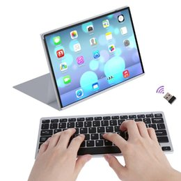 Discount ios laptop - Wireless Bluetooth Keyboard Compatible With iOS Android Window For Tablet Laptop