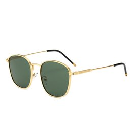 Chinese  Vintage Square Sunglasses Women 2018 Men Cat Fashion Sunglasses Trend Brand Women Vintage Metal Frame Eyeglass NX manufacturers