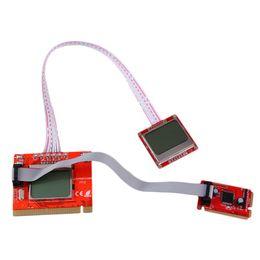 $enCountryForm.capitalKeyWord NZ - Tablet PCI Motherboard Analyzer Diagnostic Tester Post Test Card for PC Laptop Desktop PTI8