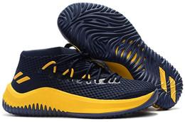 230cc376469b95 2017 D Lillard Dame 4 Men Basketball Shoes