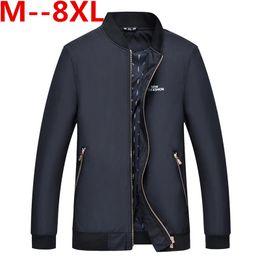 $enCountryForm.capitalKeyWord Canada - plus size 10XL 9XL 8XL 6XL 5XL 4XL 2018 Spring New Thin Jackets Men Pockets Fashion Windbreaker Casual Brand Coats Loose Fit