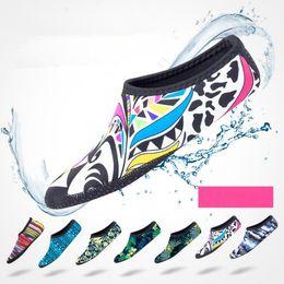 83c2c19b392 Wholesale fun socks online shopping - Adults Swimming Diving Socks Snorkel  Surfing Aqua Shoes Anti Slip