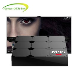 Media Player Australia - M9S V3 1GB 8GB Android6.0 OTT TV Box HDR H.265 HEVC 3D video play RK3229 Internet TV media players