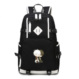Cool Backpacks For Teenage NZ - new cool anime Gintama Backpack Bags Japanese Anime BackpacKids School Bags printing For Teenage students boys and girls