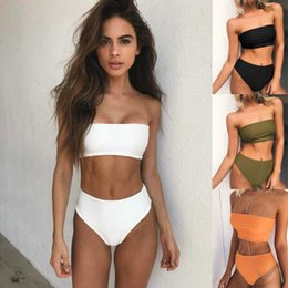 $enCountryForm.capitalKeyWord Canada - Women Sexy Swimsuit 2 pieces sexy white black green orange skinny bodysuits beach rompers jumpsuits