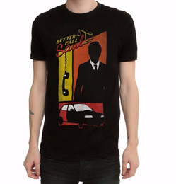 Broken Bad Australia - BETTER CALL SAUL PANELS T-Shirt NWT Licensed & Official (Breaking Bad) Printed Summer Style Tees Male Top Fitness Brand Clothing