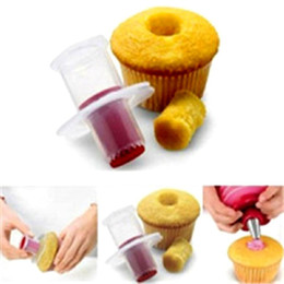 $enCountryForm.capitalKeyWord UK - Useful 1pc Kitchen Cupcake Cake Corer Plunger Cutter Pastry Decorating Divider Mold Creative DIY free shipping