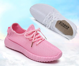 China Women Sneakers Light Weight Woman Casual Shoes Slip On Lazy Shoes Comfortable Candy Color Breathable Net Shoe cheap candies sneakers suppliers