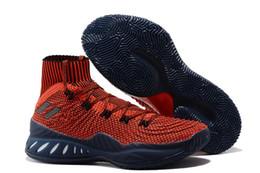 c5af55bef41d New Crazy Explosive 2017 Men J Wall 3 Andrew Wiggins PK Vegas Primeknit All  Star Basketball Shoes JW 3 Sports Sneakers