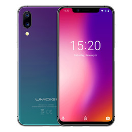 "$enCountryForm.capitalKeyWord Australia - UMIDIGI ONE Global version 5.9""fullsurface mobile phone Android 8.1 P23 Octa Core 4GB 32GB smartphone 12MP+5MP Dual 4G cellphone"