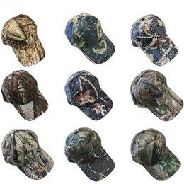 9 цветов камуфляж бейсболки армия камуфляж Cap тактический Бейсбол регулируемая Casquette камуфляж военные шляпы открытый шляпы CCA10028 50 шт.