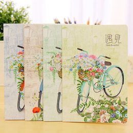 notebook face 2019 - Novelty No Face Man A5 Soft Cover Notebook Diary Notepad Promotional Gift Stationery lovely kawaii beautiful flower Z11