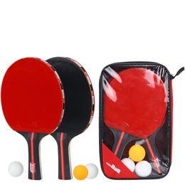 Table Tennis Bat Two Long Bat Three Ball Heavy Handle Light Handle Table  Tennis Bat c6f7903d02204