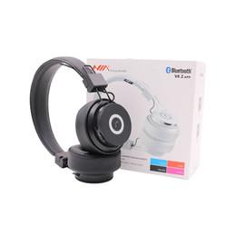 $enCountryForm.capitalKeyWord NZ - Original NIA X6 Headset Wireless Stereo Bluetooth Headphones fone de ouvido bluetooth with Mic Support TF Card FM Radio Earphone