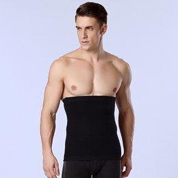 e6a0ecdcd Waist slimming belly band online shopping - Men Slimming Body Shaper Belly  Waist Abdomen Belt Shapewear