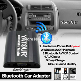 $enCountryForm.capitalKeyWord UK - Yatour Bluetooth Car Adapter Digital Music CD Changer CDC Connector For  Aygo  C1  107 2005-2012 Radios