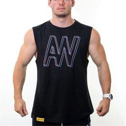 85b2371996f2 Bodybuilding Singlets Mens Body Engineers Tank Tops Stringer Mens Vest  Fitness Men  S Gold Shark Gyms Clothing Hip Hop Tank Top