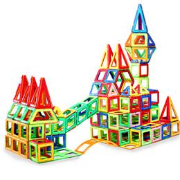 Enlighten Block Bricks NZ - 199PCS Big Size Magnetic Designer Building Blocks Model & Building Toys Brick Enlighten Bricks Magnetic Toys for Children