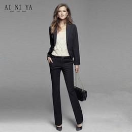 Ladies Pants Suit Long Jacket Canada Best Selling Ladies Pants