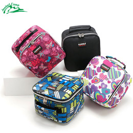 fbb740c7d82b Wholesale ladies lunch bags online shopping - Jeebel L picnic lunch bag box  Family Cooler Lunch