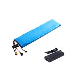 Ingrosso Batteria 12S4P 43.2V 12Ah 518.4Wh batteria elettrica per skateboard con potente INR18650-30Q all'interno per longboard elettrico