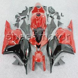 $enCountryForm.capitalKeyWord NZ - colors+Gifts Injection mold red black motorcycle Fairing for HONDA 2009 2010 2011 2012 CBR600RR 09-12 CBR600 F5 ABS plastic kit