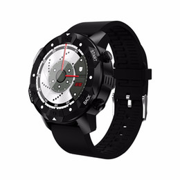 Wrist Watch Mp3 Mp4 UK - 2018 New Smart Watch MTK6580 RAM1GB+ROM16GB 3G+GPS+WiFi+BT4.0+MP3+MP4 Smartwatch Android 5.1 Wearable Devices for Women Men