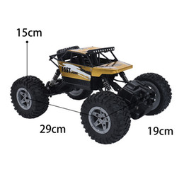 $enCountryForm.capitalKeyWord UK - Explosions remote control off-road climbing car anti-fall shock-absorbing alloy four-wheel-drive boys and girls toy factory outlet