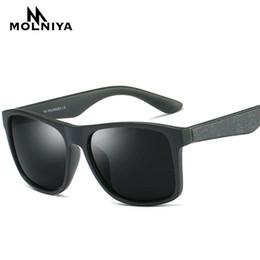 8b59089a3b BRAND DESIGN Classic TAC Polarized Sunglasses Men Women Driving Square  Frame Sun Glasses Male Goggle UV400 Gafas De Sol