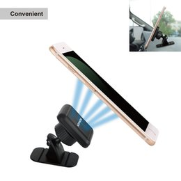 Tablet Cradle Holder Car NZ - Universal Car Phone Holder Mobile Phone Stand Magnetic Cradle for iPhone 6s 7Plus Sumsung Tablet Auto Dashboard Mount Holder